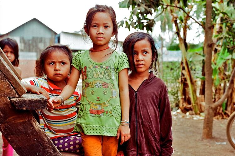 Cambodia, 35mm