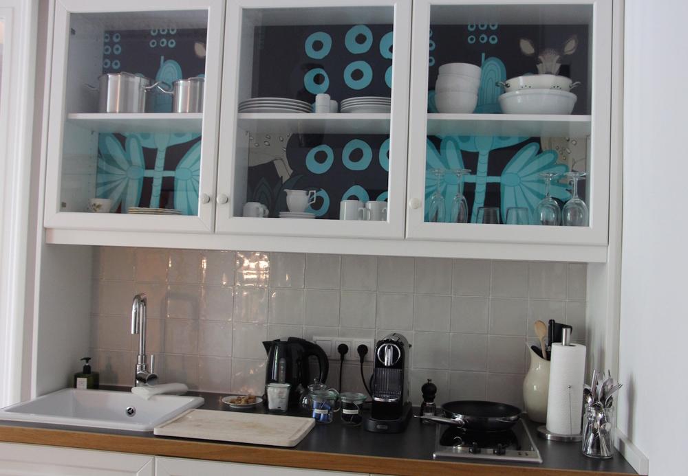 Kitchen in Categorki 1 Apt
