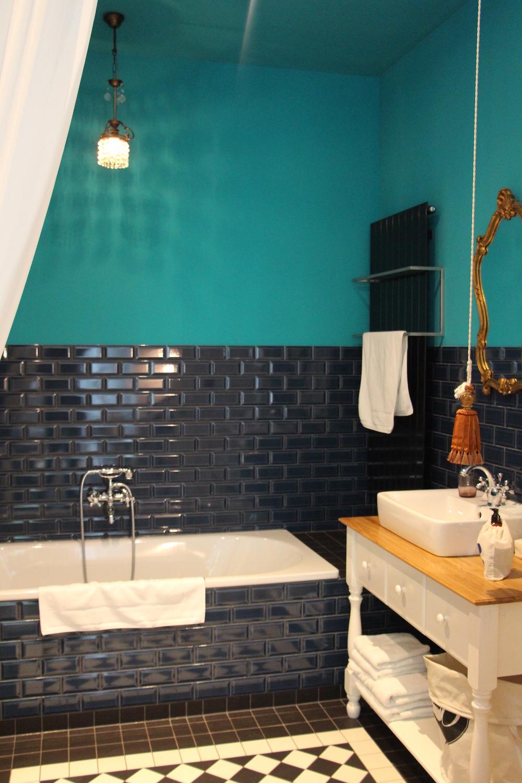 Bathroom in Categorki 1 Apt