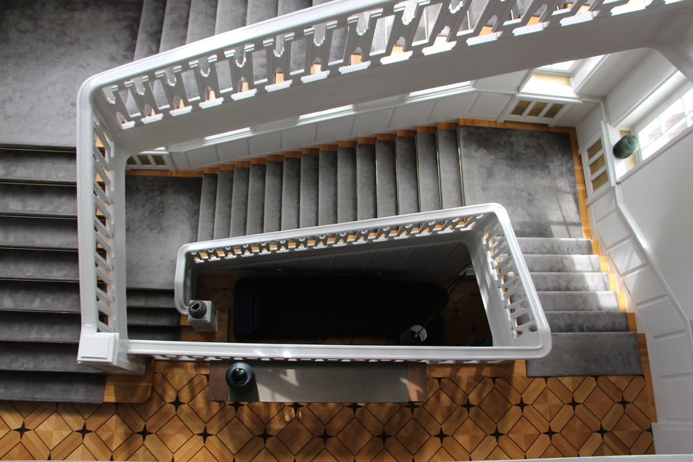 Das Stue Staircase