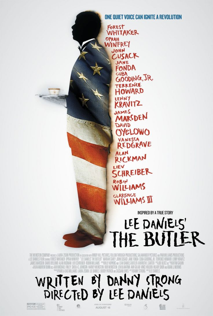 Must See film of 2013. Tune in to The Artsy Fartsy Show for a review of The Butler.