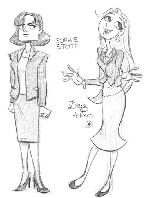 Sophie & Daisy