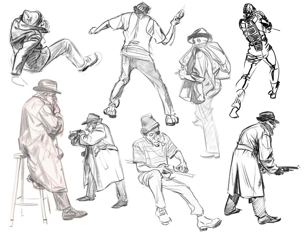 Costumed Gestures