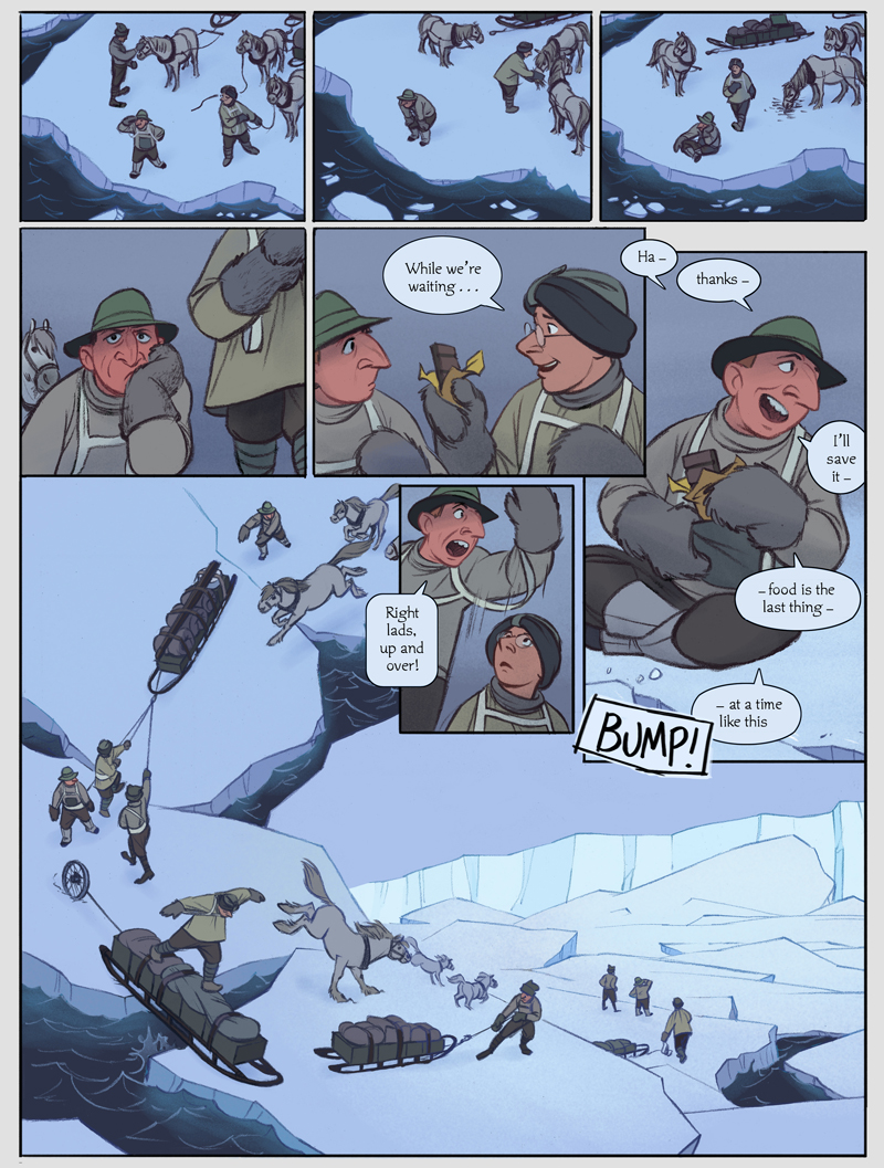 The Sea Ice Incident: Page 5