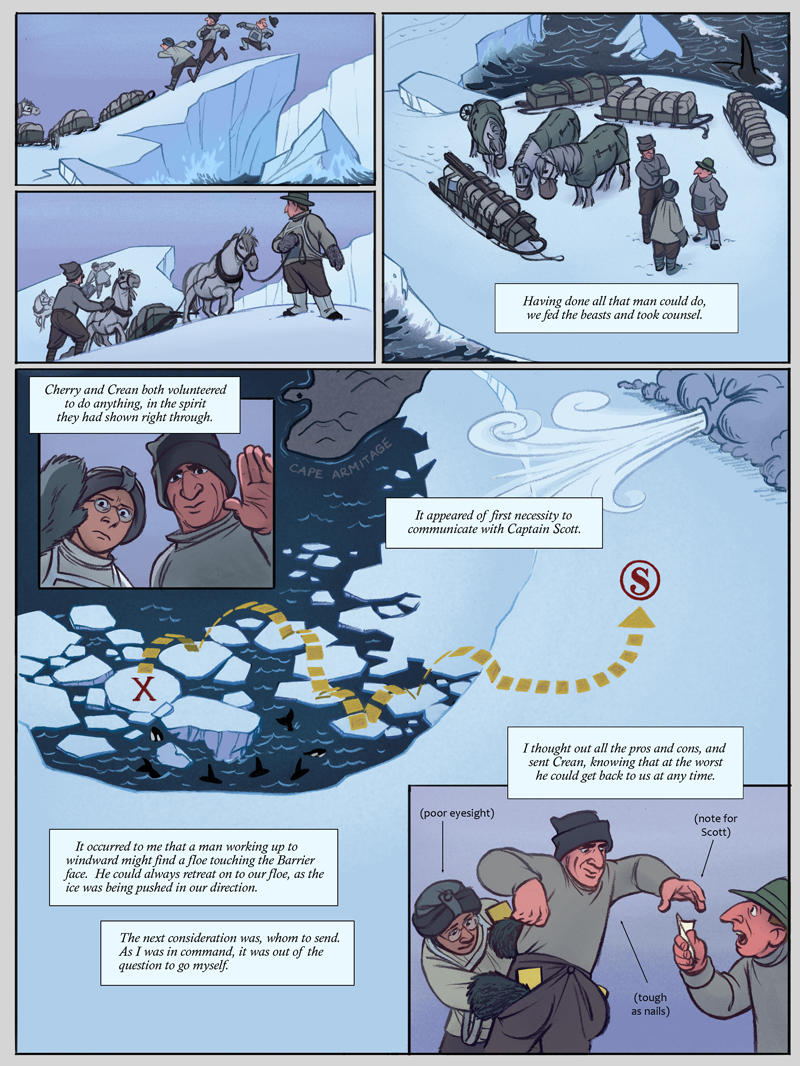 The Sea Ice Incident: Page 7