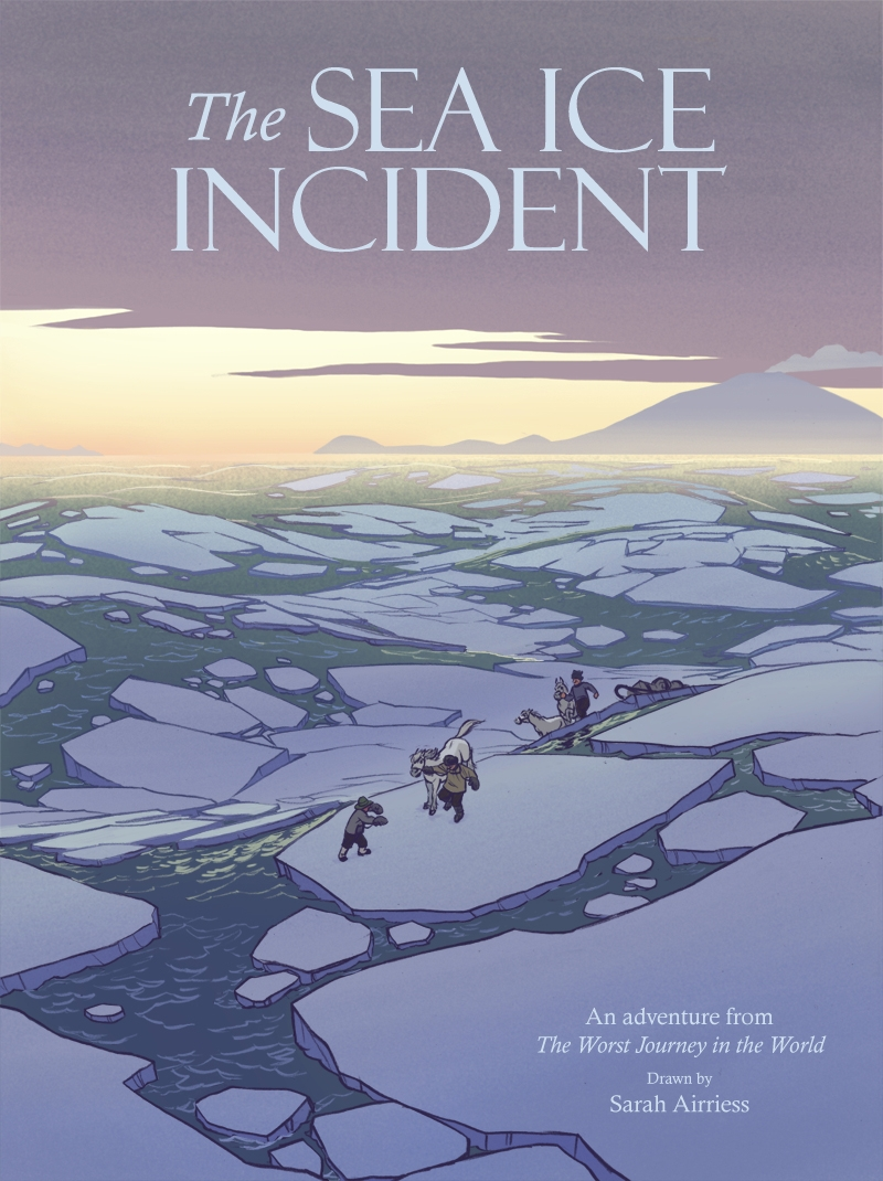 The Sea Ice Incident: Cover