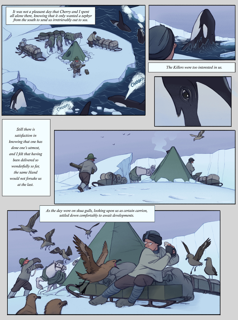 The Sea Ice Incident: Page 9