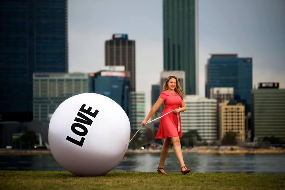 Big Love Ball in Perth