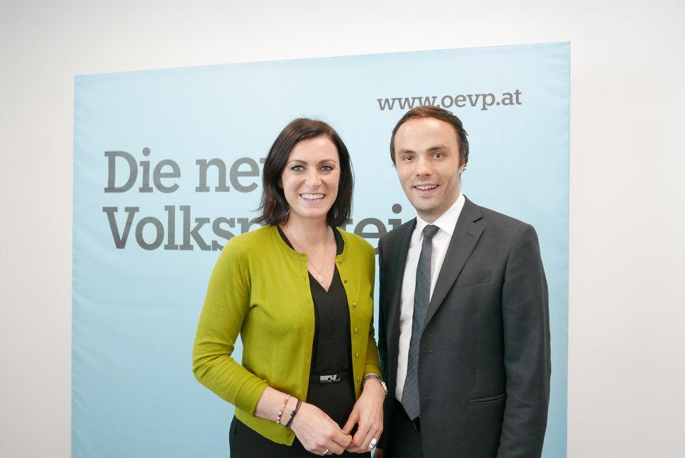 Elisabeth Köstinger ist die neue Generalsekretärin der ÖVP.