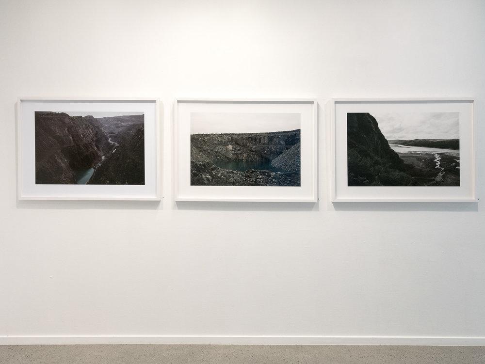 Mine bilder på Østlandsutstillingen påBuskerud Kunstsenter i Drammen.
