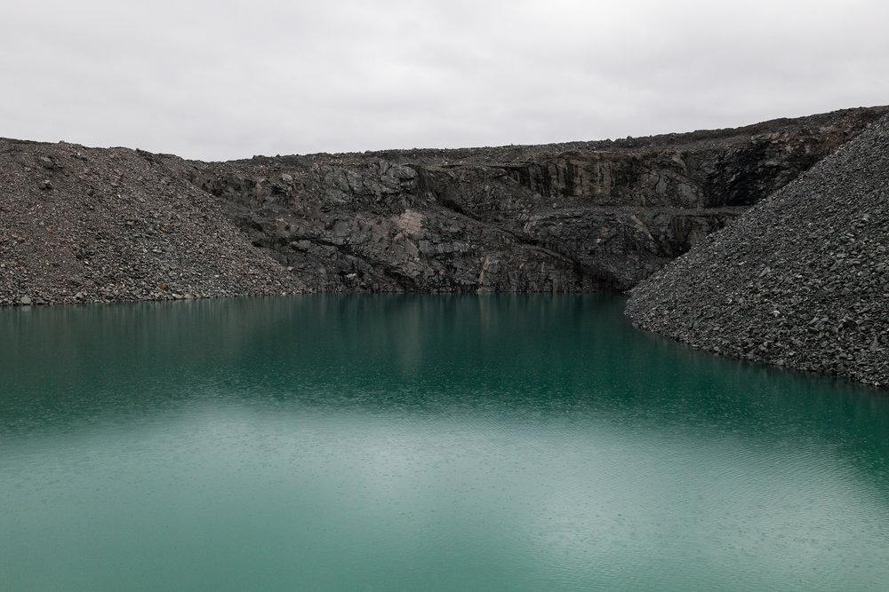 Gruvesjø II, Sydvaranger, 2016