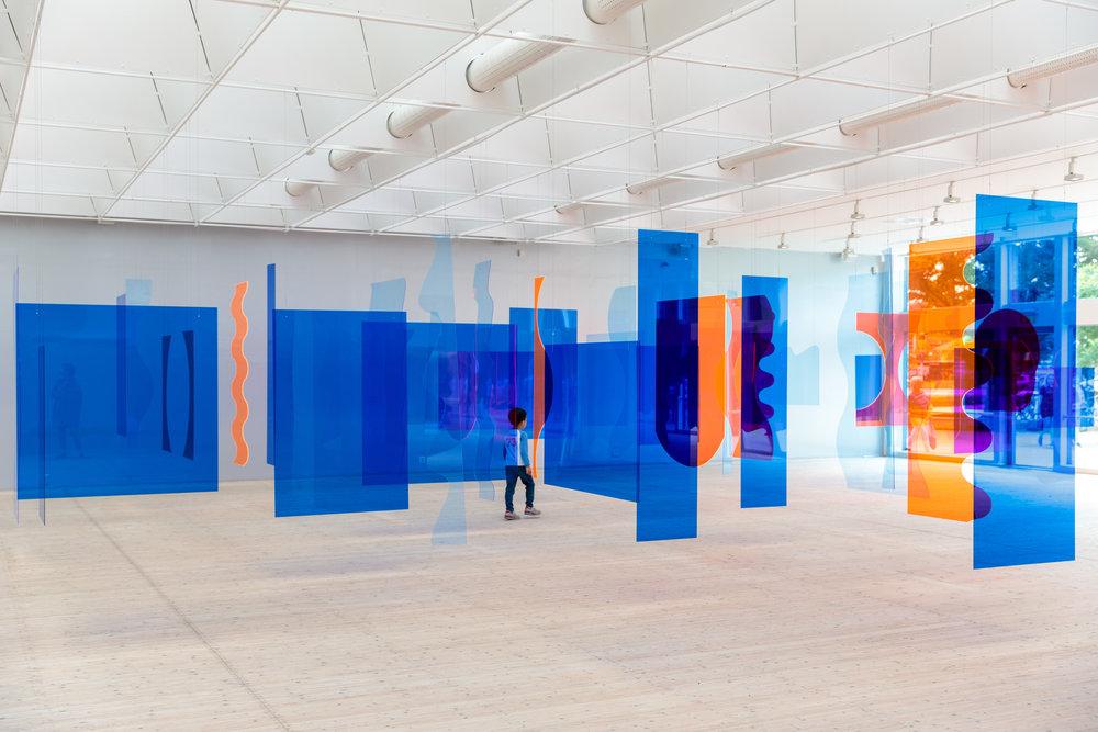 Siri Aurdal, Malmö kunsthall, Sverige