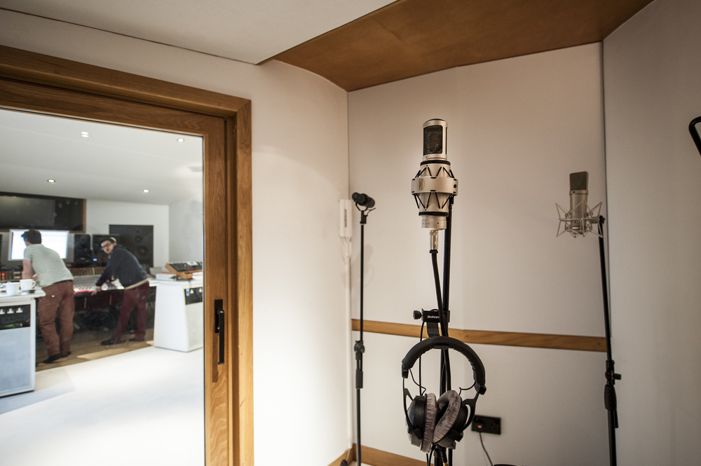 Westpoint Studios Vocal Booth