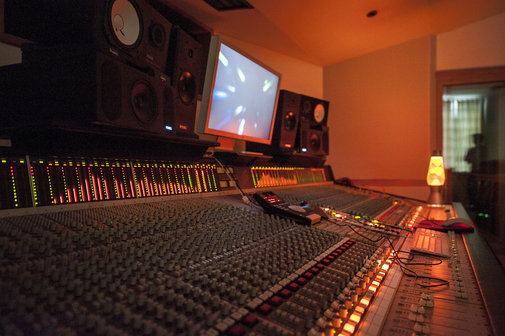 Westpoint Studios SSL 4048 G series Desk