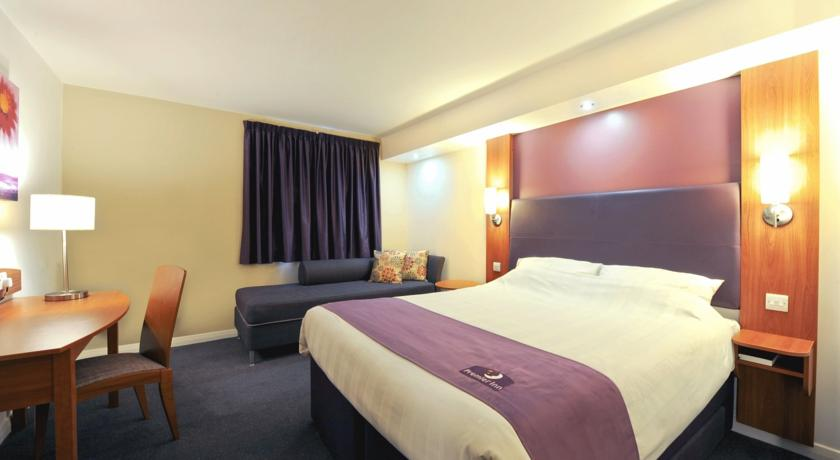 Premier Inn: 5 minute drive from Westpoint.