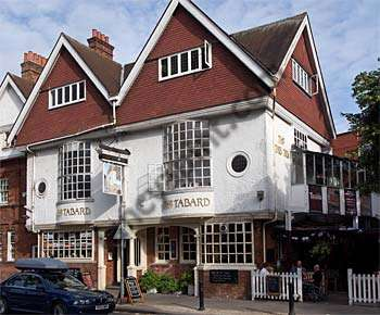 The Tabard Pub
