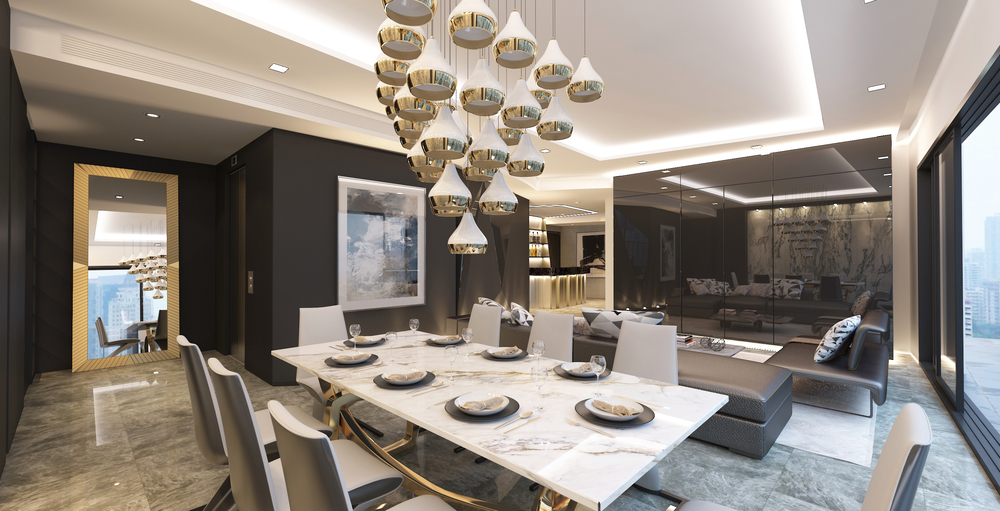 Living & Dining View 1