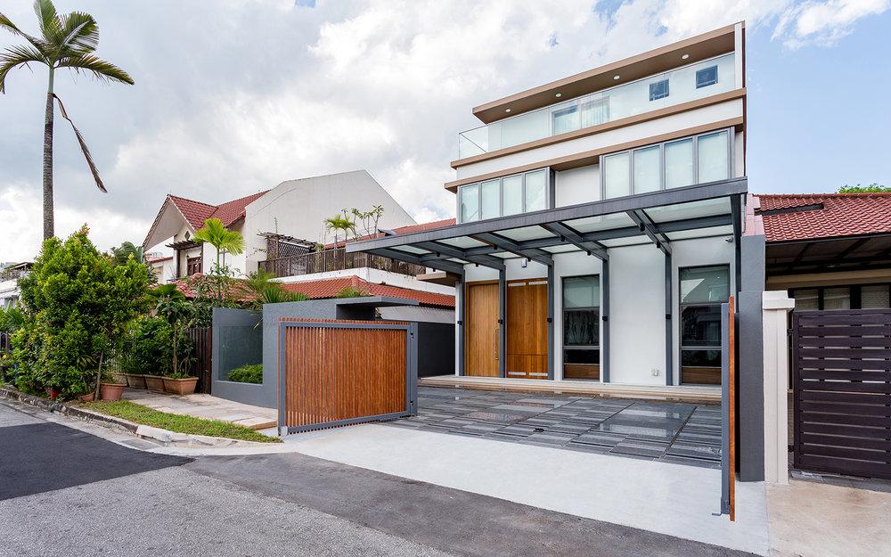 Modern Architecture...