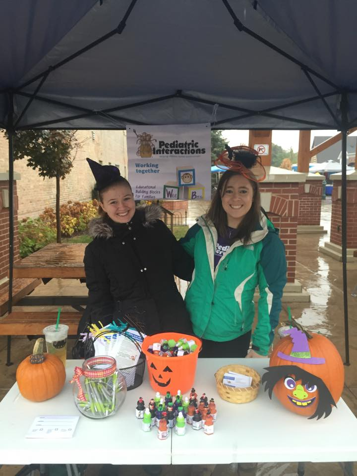 Grayslake Downtown Business Trick or Treating (October 2015)