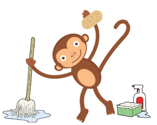 cleaning monkey.JPG