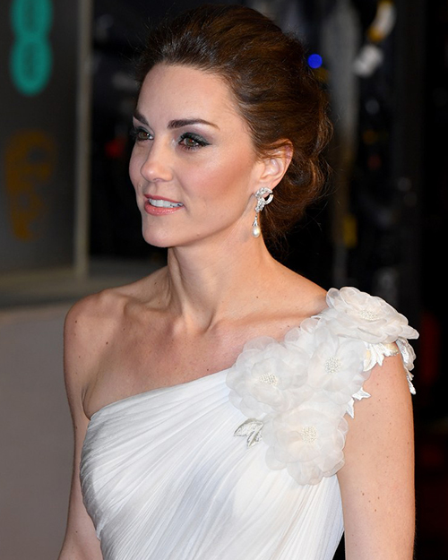Duchess of Cambridge Bafta's 2019