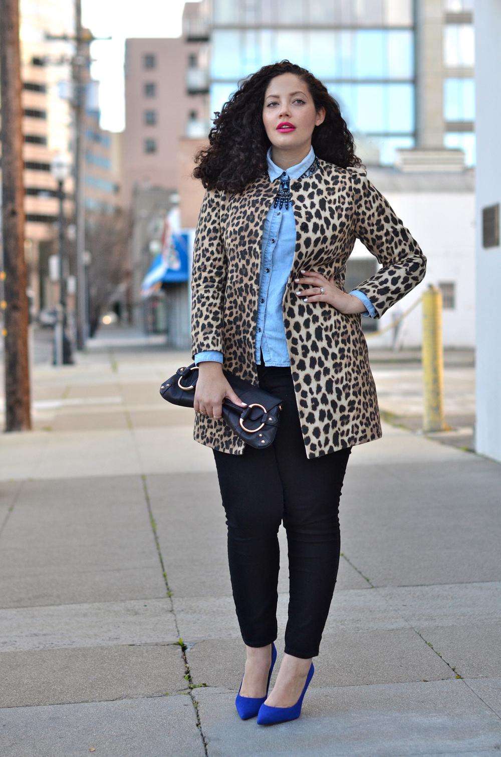Anesha Awasthi www.girlwithcurves.com