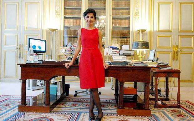Rachidi Dati former French justice minister
