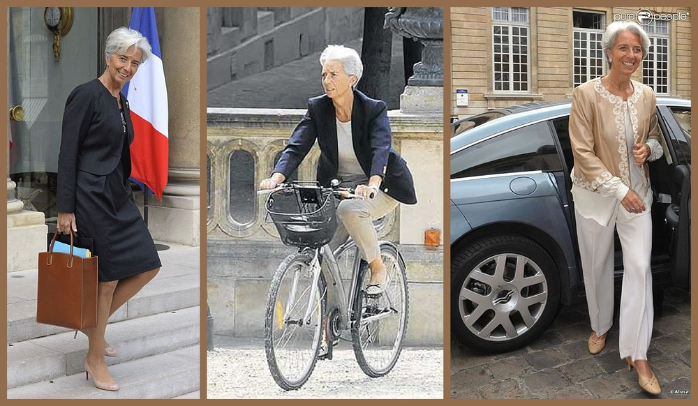 Christine Lagarde and the Queen Boss Aestethe Archetype