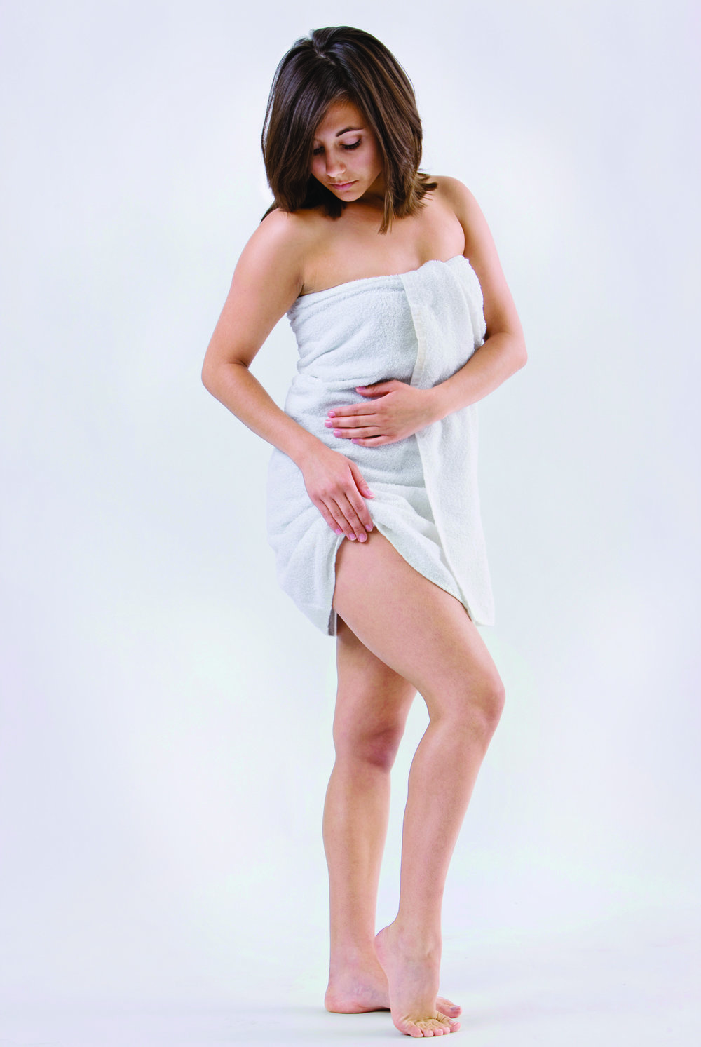 Cellulite is not merely a symptom of being overweight or obese. Even lean people can get cellulite.
