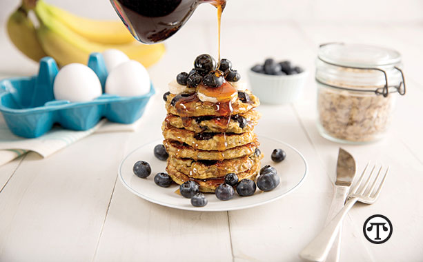 Quick and easy to make, this delicious take on a breakfast favorite fuels you for a busy day.