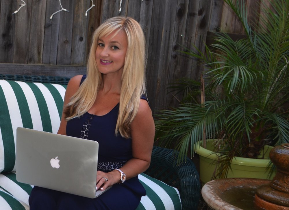 Avon representative, Alicia Hessinger Dias uses social media as a sales tool.