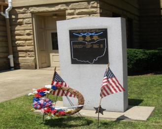 Congressional Medal of Honor Recipients Memorial