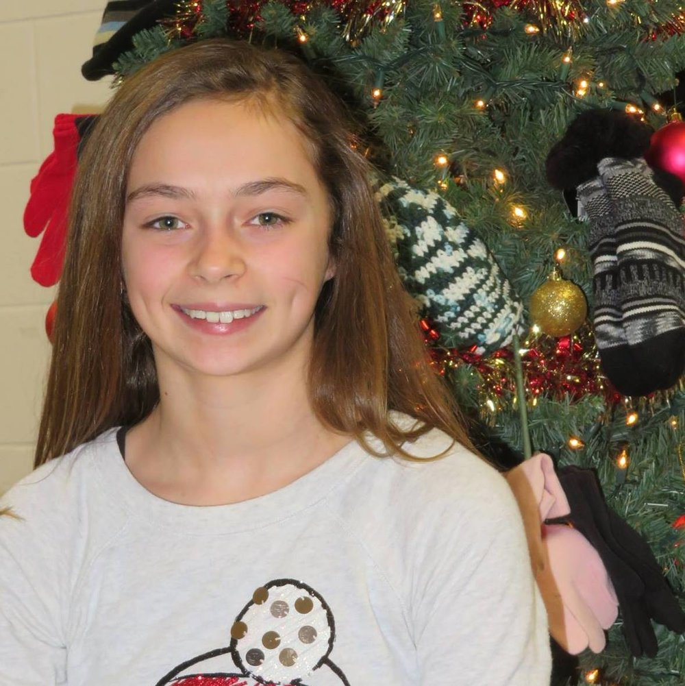 Ashley Lahmers, 6th-grade