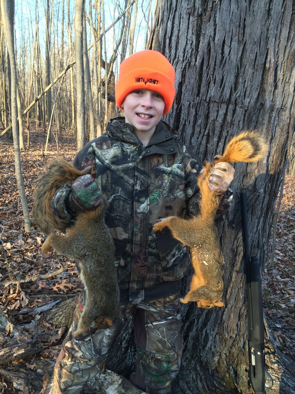 Mentored Hunting