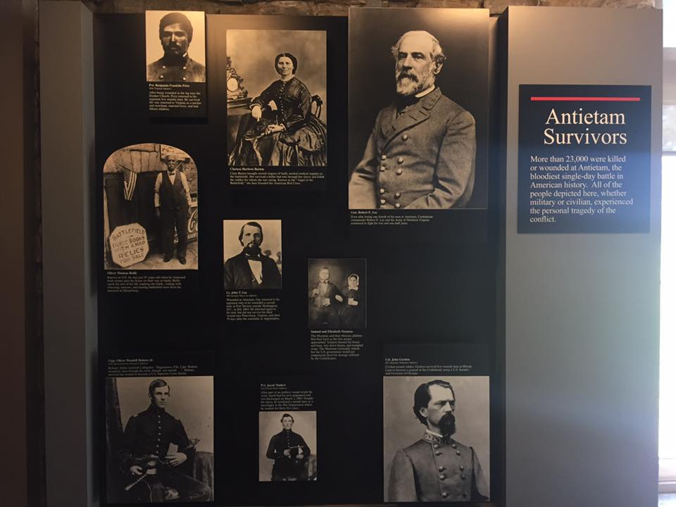 Antietam Survivors