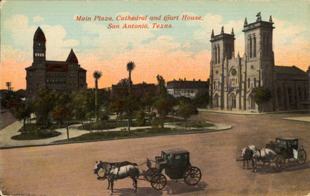 Main Plaza, 1809