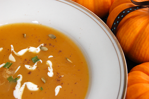 Arvinda's Curried Pumpkin Apple Soup