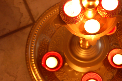 Happy Diwali from Arvinda's!