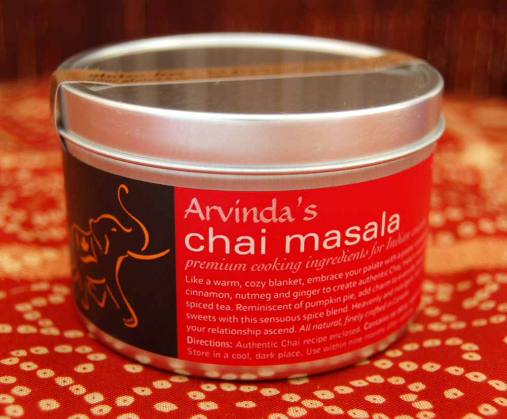 Arvinda's Chai Masala is a versatile ingredient for not your warming winter beverages, but also in your holiday baking.