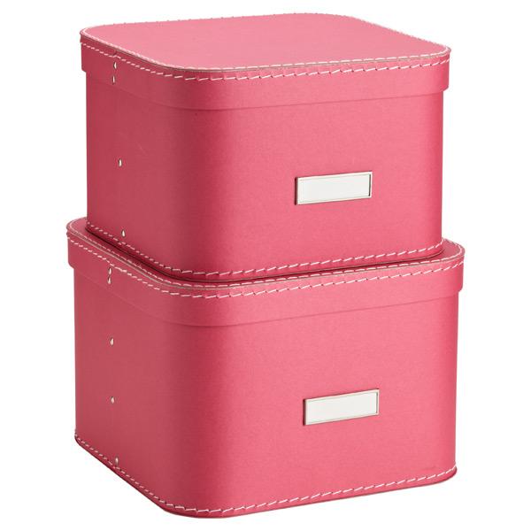 Pink Oskar Boxes