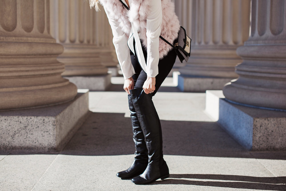 Shop these boots here (they're under $100!)