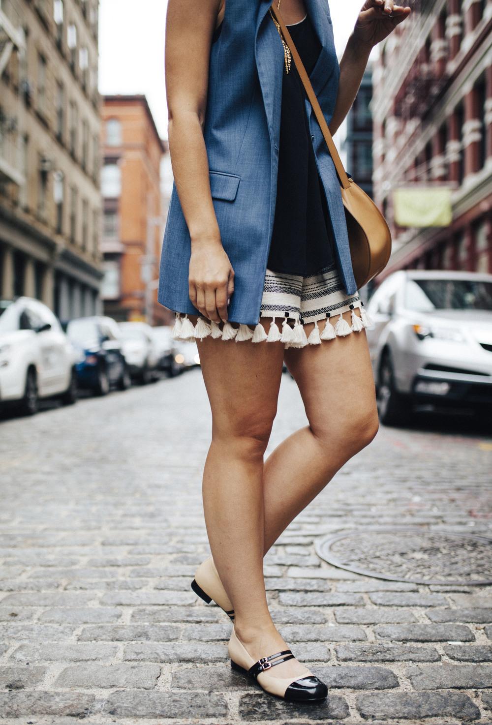 tassel-shorts