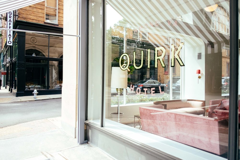Quirk Hotel Richmond