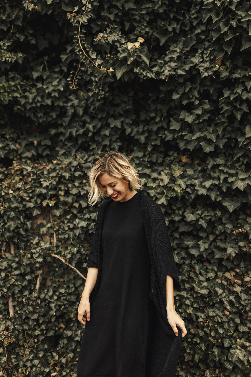 cozy-black-dress