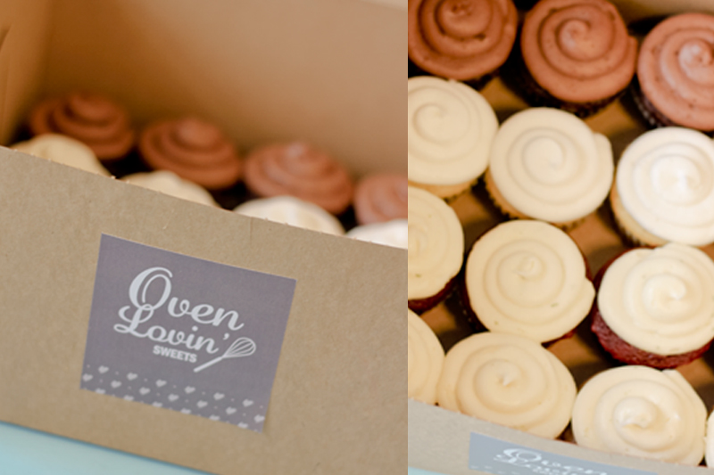 Oven Lovin' Sweets - design by Kayd Roy