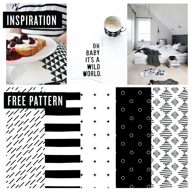 From Inspiration to Design. Free Patterns - Kayd Roy
