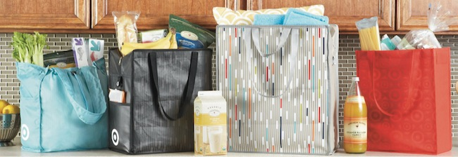 Target Reusable Bags