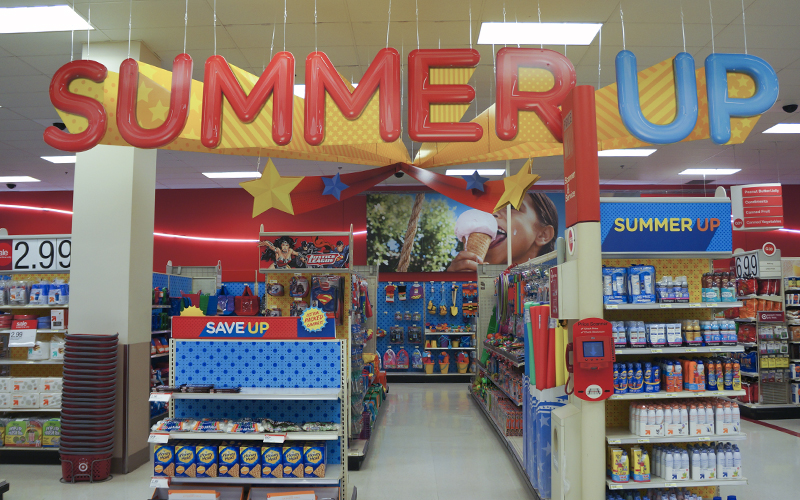 Target - Summer 2013 - Justice League