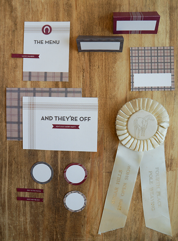 Style-Architects Derby Printables - Kayd Roy