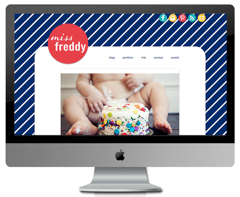 Miss Freddy Website